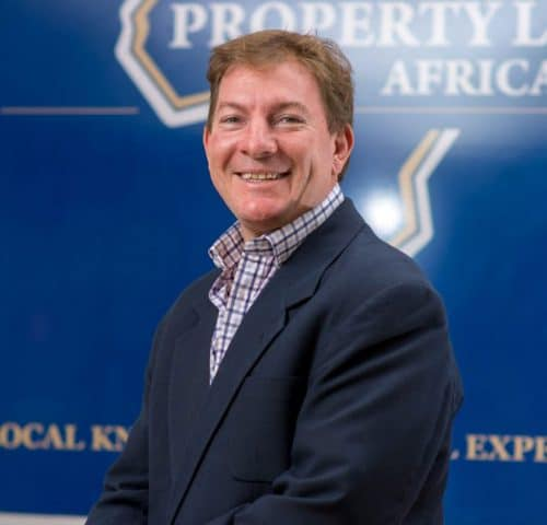 Neil McRae Managing Director Langata Link Real Estate